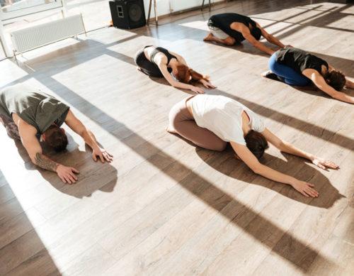 coping mechanism yoga